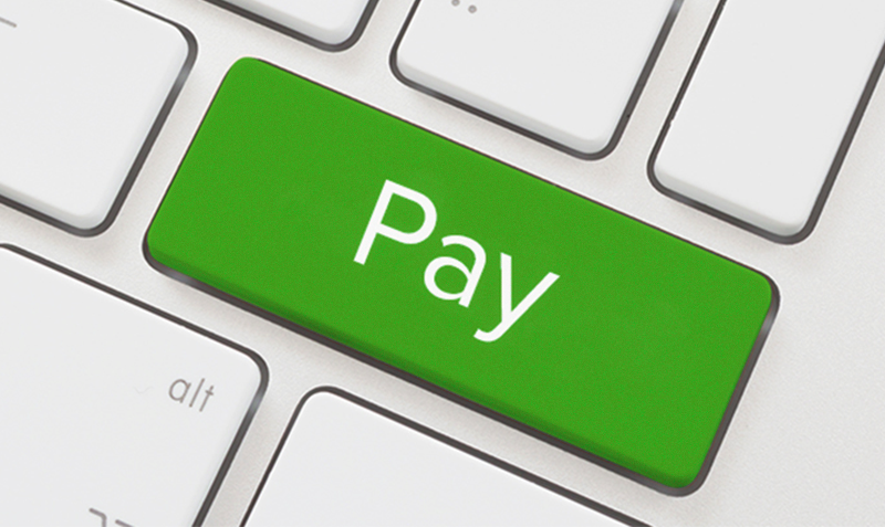 Electronic Payments Fast Becoming the Norm