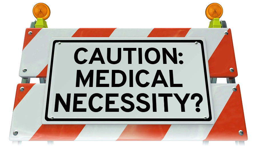 Movement Barriers and Medical Necessity